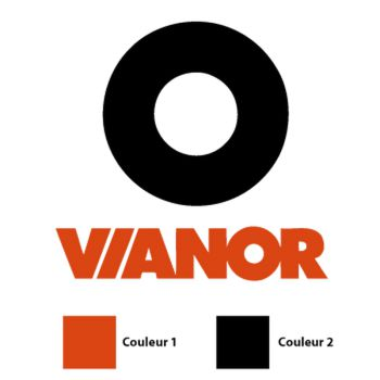Vianor Logo Decal