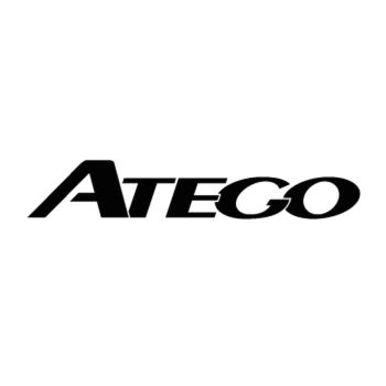 Mercedes Atego Logo Decal