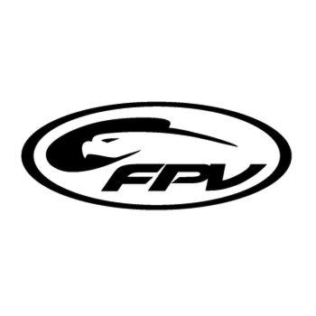 Sticker fpv Logo Decal