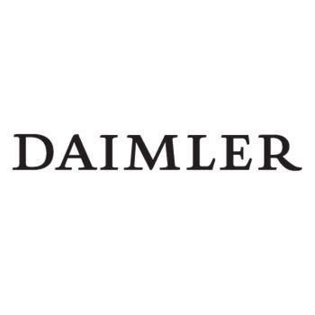 Daimler AG Logo Decal