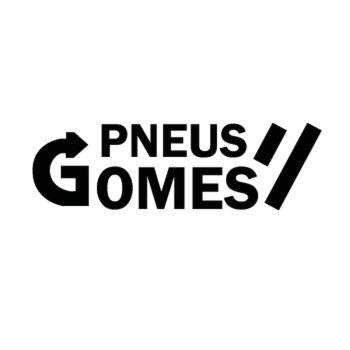 Pneus Gomes Logo Decal