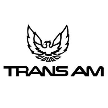 Pontiac Trans Am Firebird Logo Decal