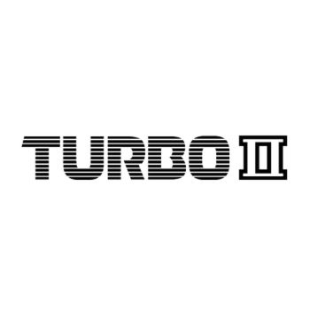 Sticker Mazda TURBO 2