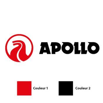 Sticker APOLLOO TYRES