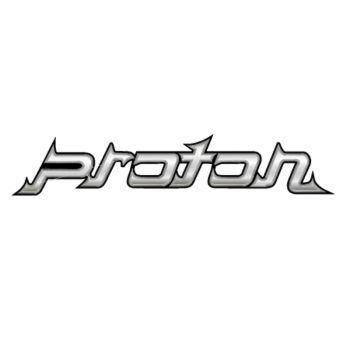 Proton 80s Logo Decal