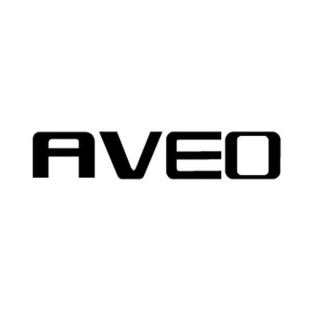 CHEVROLET AVEO Logo Decal