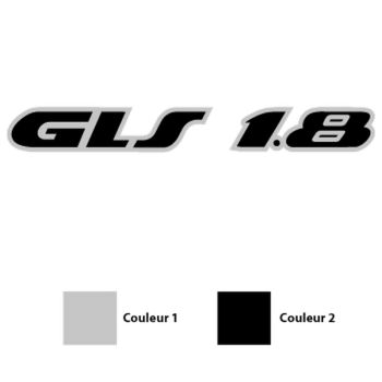 Sticker GLS 1.8