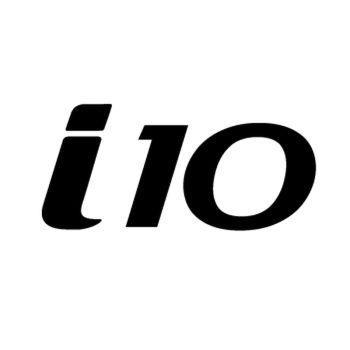 Hyundai i10 Logo Decal