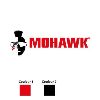 Sticker Mohawk