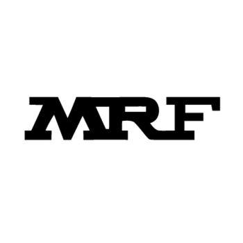 MRF Logo Decal