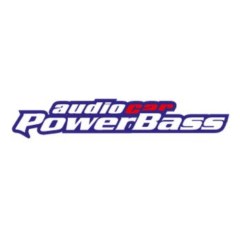Sticker POWERBASS AUDIO
