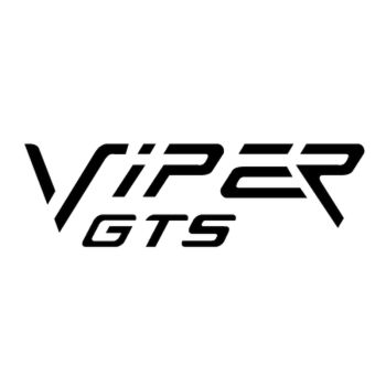 Dodge Viper GTS Logo Decal