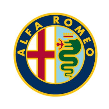 Alfa Romeo Logo Decal