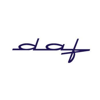 Daf Logo Decal