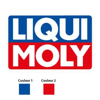LIQUI MOLY Logo Decal