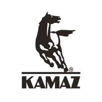 Kamaz Logo Decal