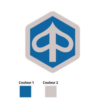 Piaggio 90th Logo Decal