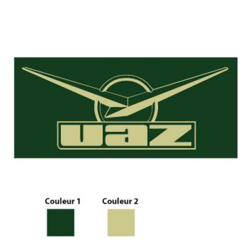 UAZ Logo Decal