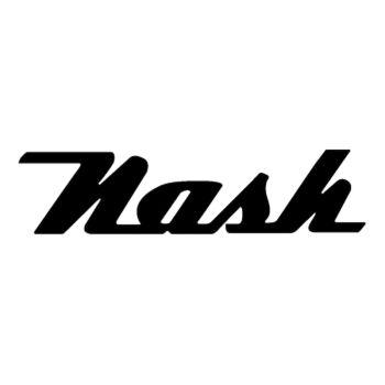 Nash Motors Logo Decal