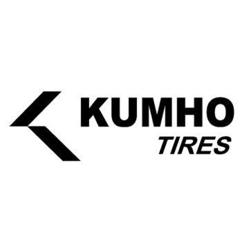 Kumho Tires Logo Decal