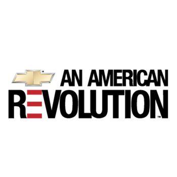 Chevy Revolution Logo Decal