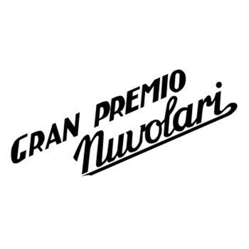 Sticker GP Nuvolari