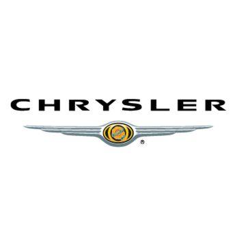 Chrysler Logo Decal