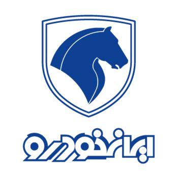 Iran Khodro Logo Decal