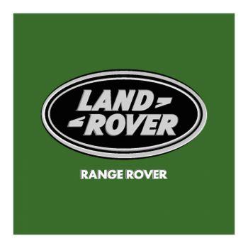 Sticker Land Rover Range Rover