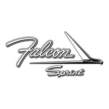 Sticker Ford Falcon Sprint