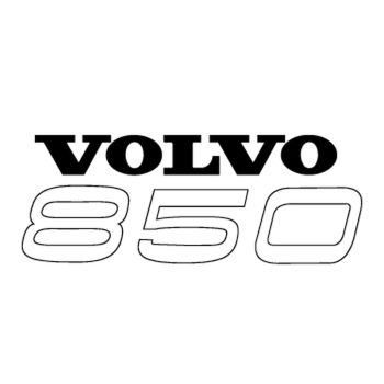 Sticker Volvo 850