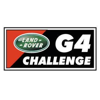 Sticker G4 Challenge Land Rover