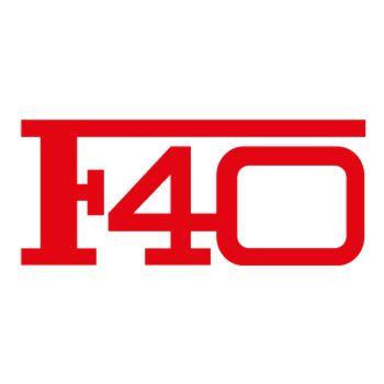 Ferrari f40 Logo Decal