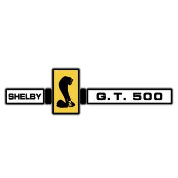 Sticker Shelby GT 500