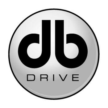 DB Drive Audio Logo Decal