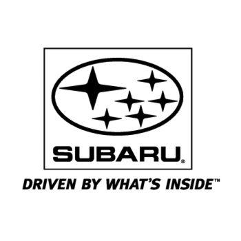 Sticker Subaru Driven Inside