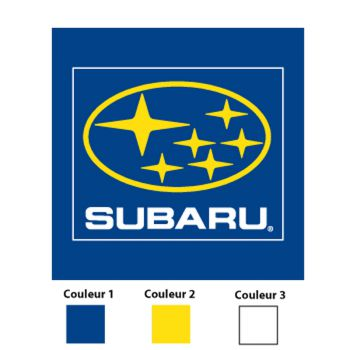 Sticker Subaru