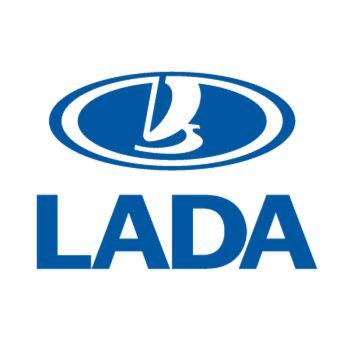 Sticker Lada
