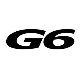Pontiac G6 Logo Decal