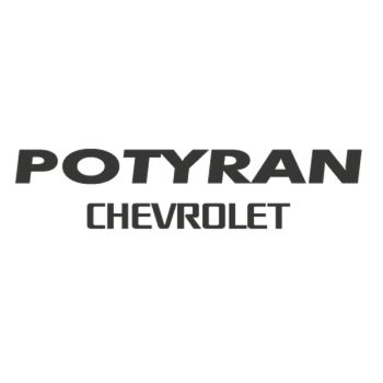 Sticker Potyran Chevrolet