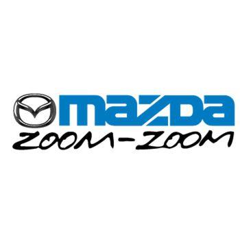 Sticker Mazda Zoom