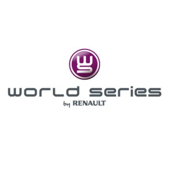 World Series Renault Logo Decal