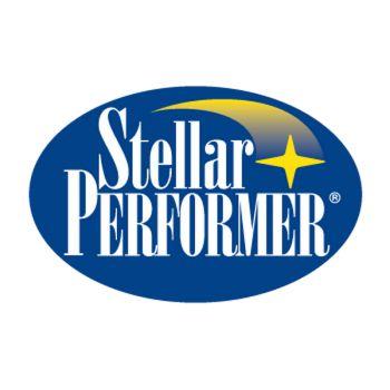 Sticker Stellar Performer