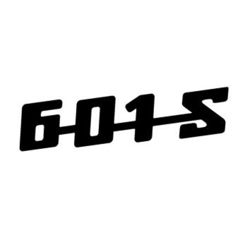 Trabant 601s Logo Decal