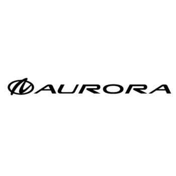 Hyndai Aurora Logo Decal