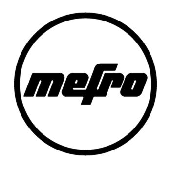 Mefro Logo Decal