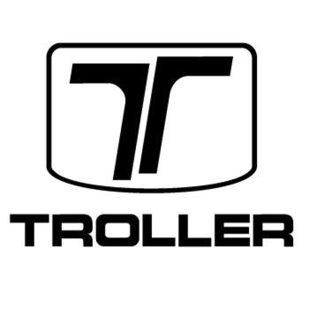 Troller Logo Decal