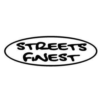 Street Finest Logo Decal