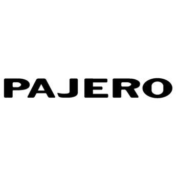 Nisan Pajero Logo Decal
