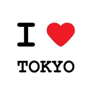 T-Shirt I love Tokyo